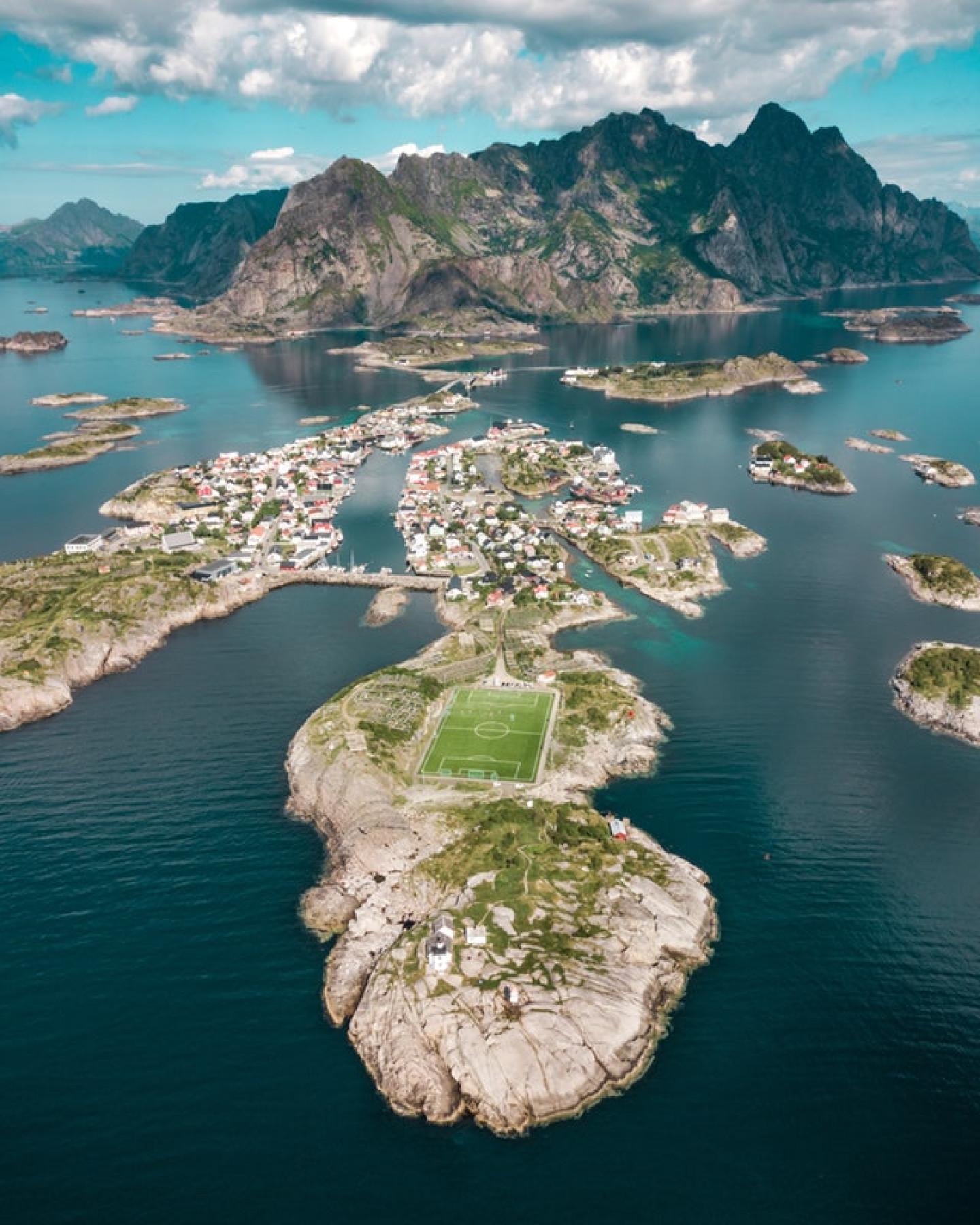 Kehidupan di Norwegia