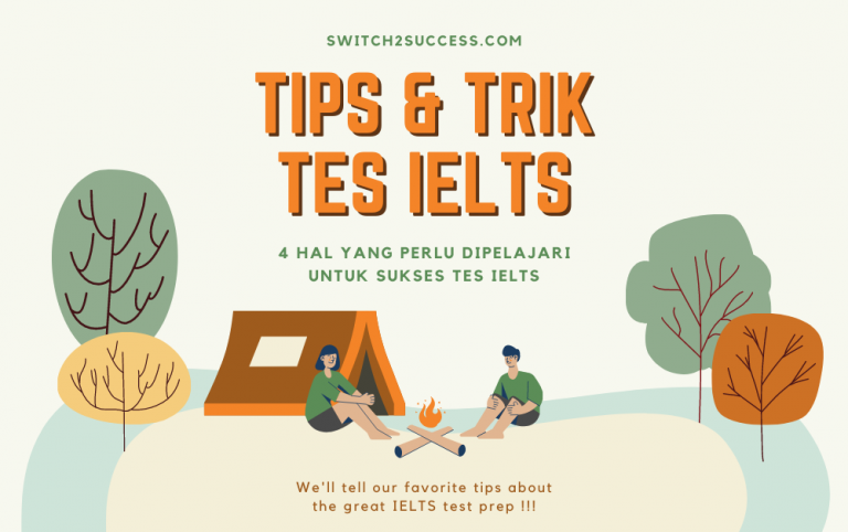 Tips and Trik Tes IELTS